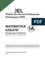 Ponco Sujatmiko MODEL Pelaksanaan Silabus Dan Rencana Pembelajaran (RPP)