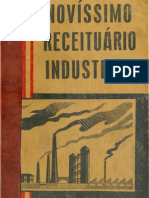 Novissimo Receituario Industrial 1