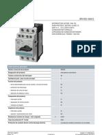 Interruptor Automatico 3RV1021-4AA15