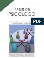 TRABAJO EN EQUIPO EN LAS ORGANIZACIONES APORTACIONES DE LA PSICOLOGÍA - revista