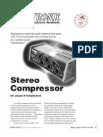 Poptronic-StereoCompressor