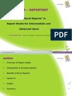 PPT Bursting Reports