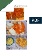 Dulceata Din Coji de Portocala