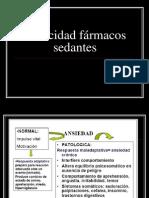 g.-toxicidad Farmacos Sedantes. SI