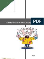 Armazenagem Produtos Quimicos - Manual