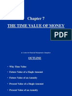 Chapter 7 the Time Value of Money