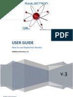 Raylectron v3 User Guide
