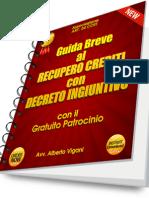 Manuale Guida Breve Recupero Crediti con il Decreto Ingiuntivo