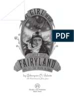 The Girl Who Soared Over Fairyland and Cut the Moon in Two (Chapter Excerpt)