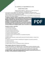 Ingeniero Colombiano y Su Responsabilidad