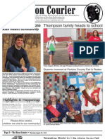 Bison Courier, August 29, 2013