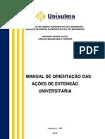 Manual de Extensao