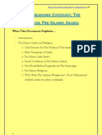 1 the Abrahamic Covenant the Quraysh Pre Islamic Arabia
