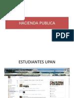 Hacienda Publica Presentacion
