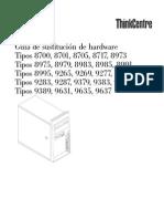 Guia de Sustitucion de Hardware