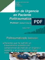Politrumatizado Nov 209