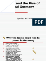Rise of Nazi Germany and Beginning of World