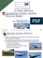 Tema_06 Estimacion Pesos (Commercial Transport - Structure )