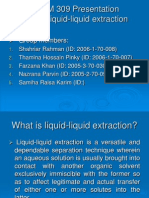 4. Liquid Liquid Extraction