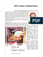 Report on MKO in Atlas of Radical Islam
