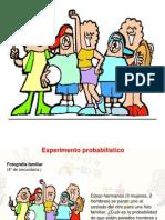 Experimento probabilistico