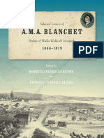 Selected Letters of A. M. A. Blanchet, Bishop of Walla Walla and Nesqualy (1846-1879)