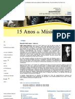 Cursos de violão, guitarra e contrabaixo, música para professores, Método Dalcroze - Escola de Música Tom Sobre Tom