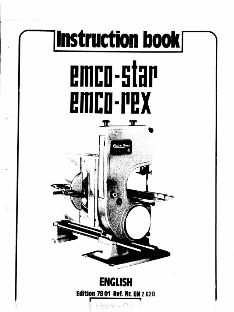 Emco star manual.pdf