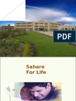 Sahara Trust slides