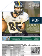 2013 LSJ Prep Football Preview