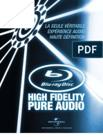 High Fidelity Pure Audio French