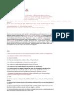 El Proyecto Venus contrastado (1ª parte). Introducción a una crítica y análisis del Proyecto Venus (PV) y la Economía Basada en Recursos (EBR)