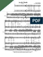 An die Musik em PDF