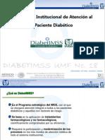 Programa de Diabetimss Ely