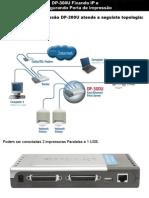 Manual Configuracao DP300U