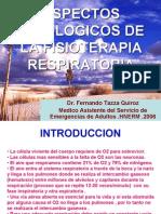 ASPECTOSFISIOLOGICOSDELAFISIOTERAPIARESPIRATORIA