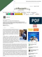 Vivaldi e o carro da faxineira - A Província - Paixão por Piracicaba