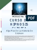 Curso de Hipnosis Clinica Modulo No. 3