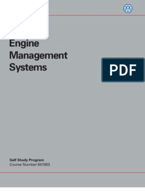 841003 Engine Management Systems | Ignition System