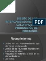 Diseño de  Intercambiadores.pptx