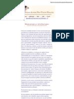 Humanismo e Totalitarismo - Olavo de Carvalho