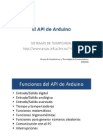 API Arduino