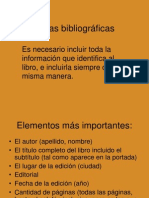 Fichas bibliográficas acer