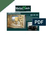 4-9 WSJ MarketWatch