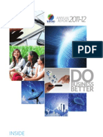 Wipro Annual Report 2011-12