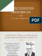 ANTECEDENTES HISTORICOS (1)