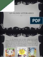 Análisis Literario