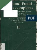 Estudios Sobre La Histeria 1