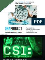 Dna Project Uwc