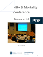 Morbidity and Mortality Conference Manual